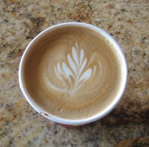 Artigiano coffee art
