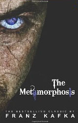Cover of The Metamorphosis by Franz Kafka