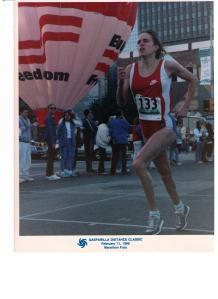 Gasparilla 15K race