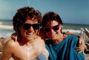 Lynne and Beth sunglasses