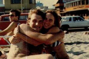 Nancy and Paul in Fort Lauderdale