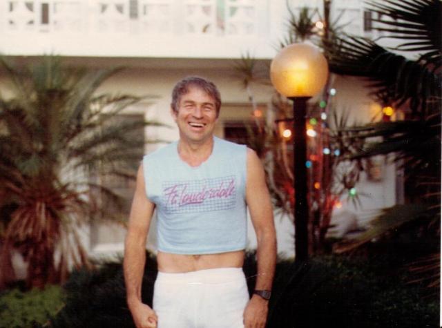 George in Ft. Lauderdale