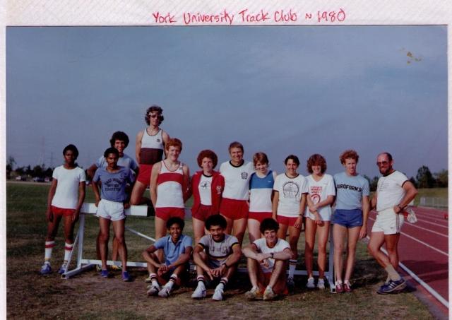 York University Track Club