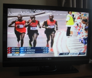 Men's Olympic marathon