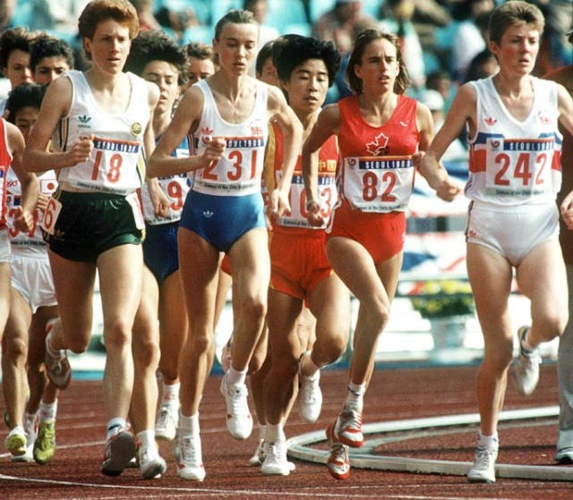 1988 10,000m Olympic final