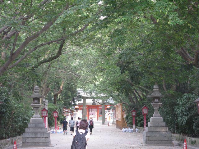 Dazaifu Tenmangu Shrine Fukuoka City