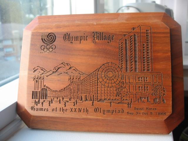 Olympics 1988 Souvenir