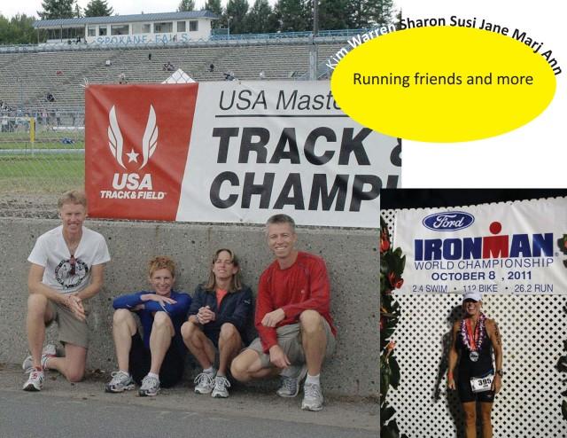 Some of my best running friends