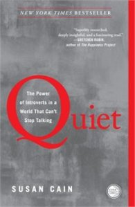 Book Cover of Quiet by Susan Cain
