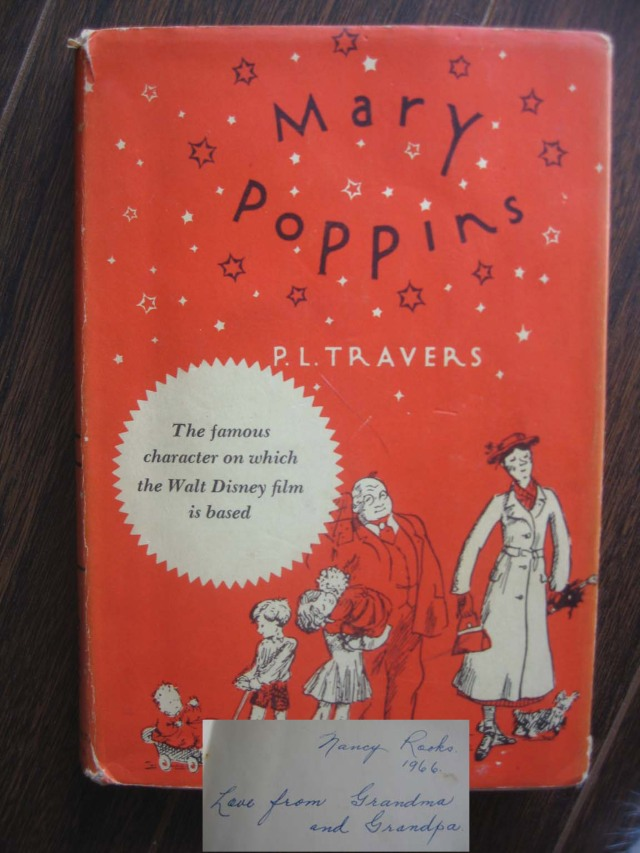 Cover of Mary Poppins by P.L. Travers