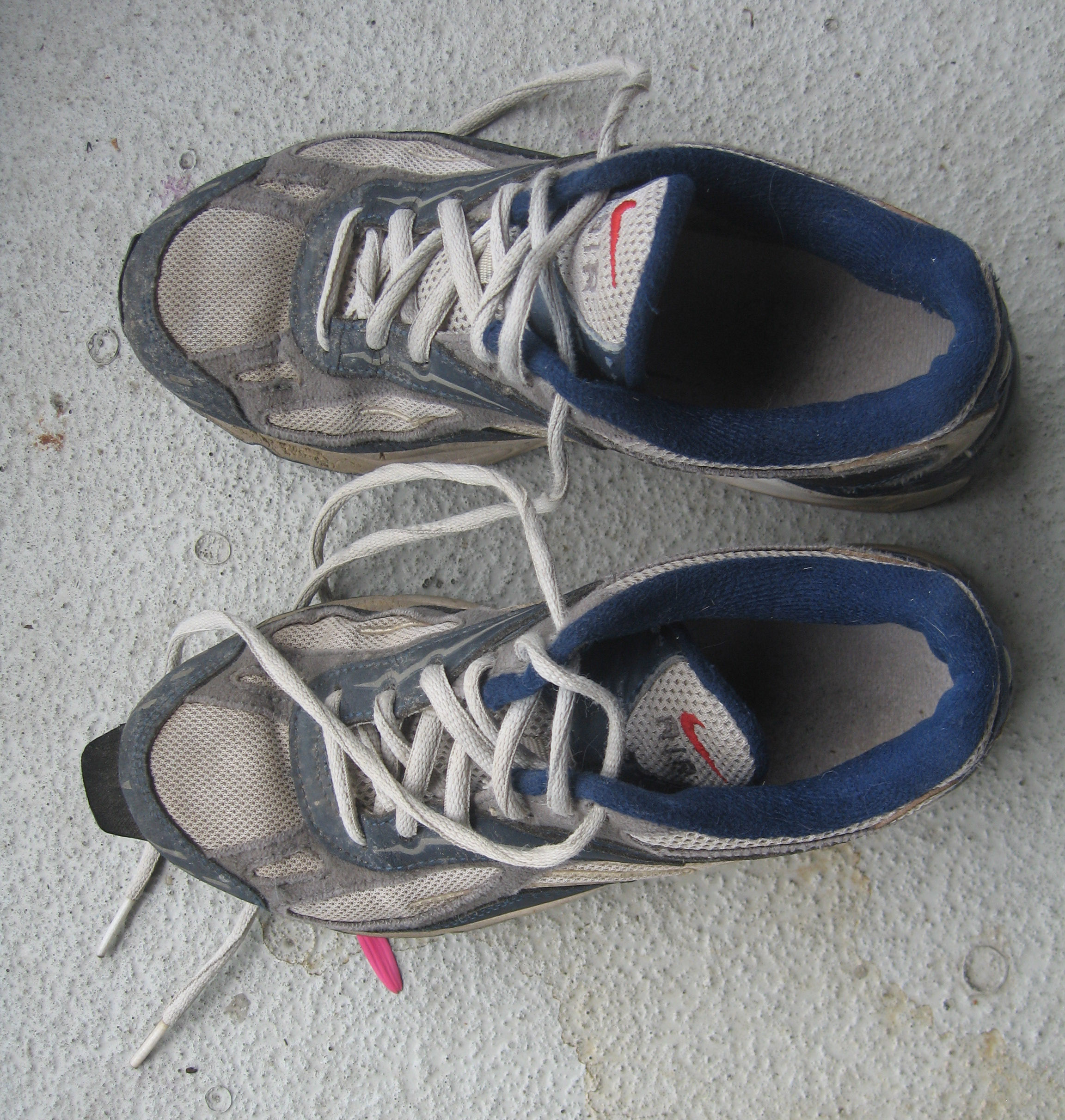 Running gear: when old and treasured is