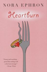 cover of Heartburn by Nora Ephron