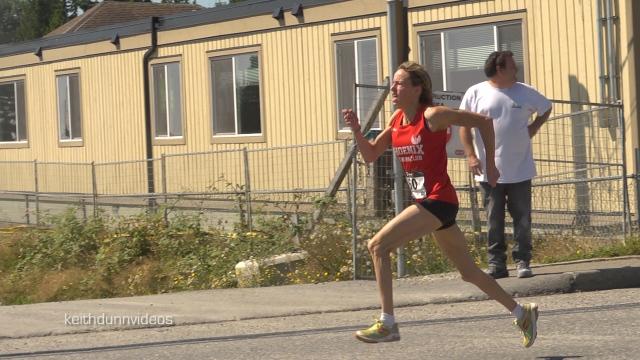 Nancy racing Sea Cavalcade Mile