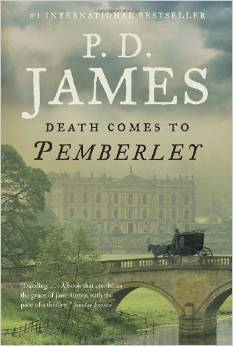 Cover of Death Comes to Pemberley