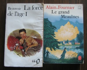 Images of French books