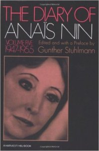 cover of The Diary of Anais Nin Volume Five
